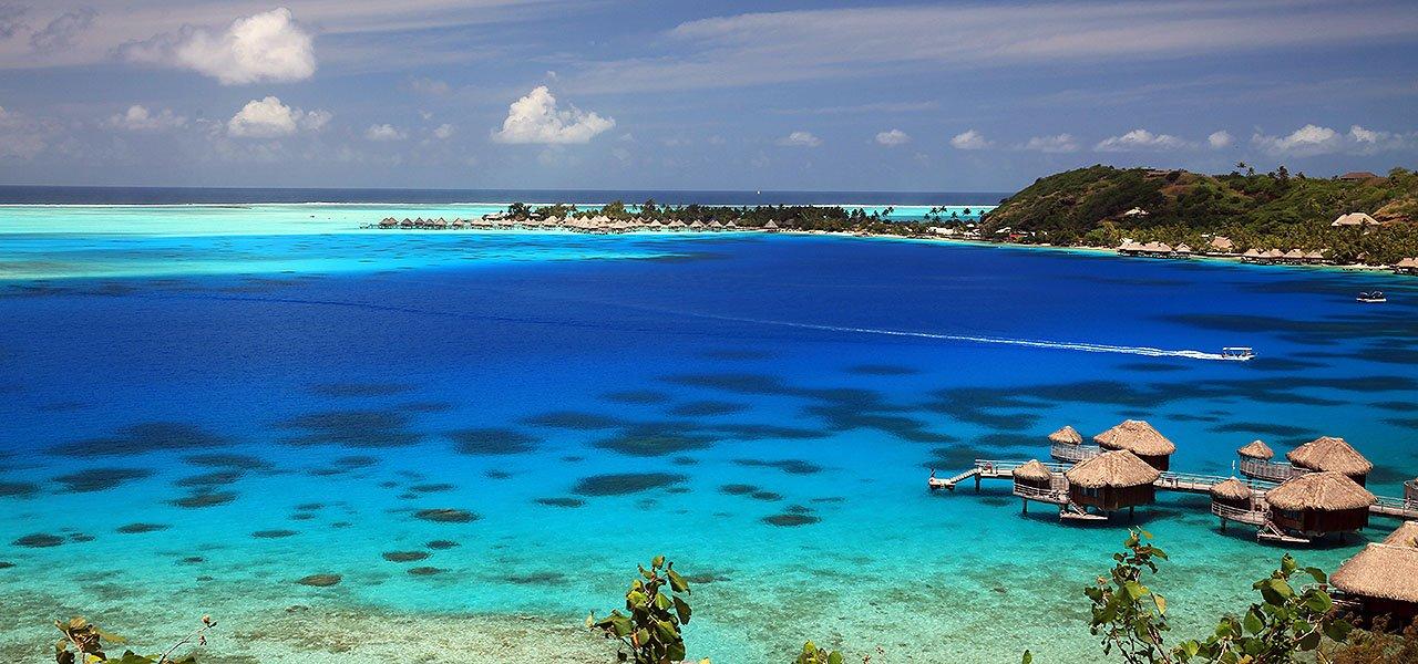 大溪地Bora Bora圓夢旅程