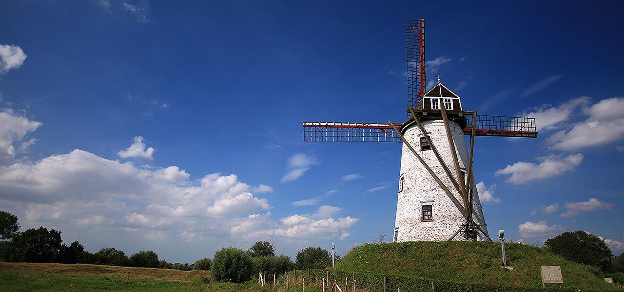 歐洲趴趴走-荷蘭比利時自駕旅